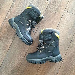 Cougar Boy's Waterproof Winter Boots